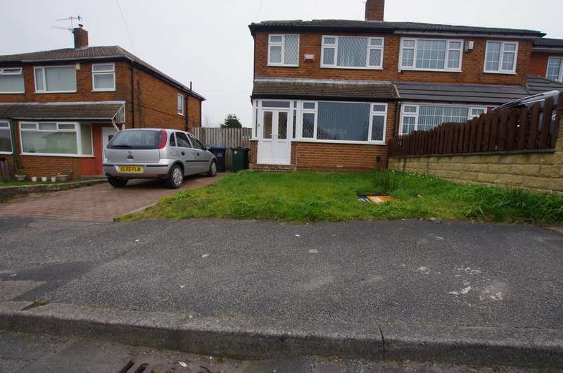 3 Bedrooms Semi Detached House for sale in PASTURE CLOSE, CLAYTON, BRADFORD, BD14 6LY