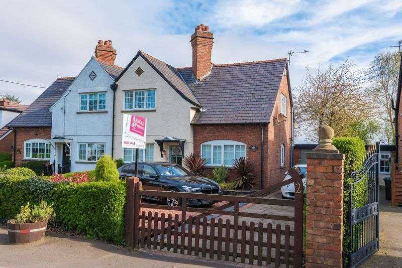 3 Bedrooms Semi Detached House for sale in North Moor Lane, Halsall