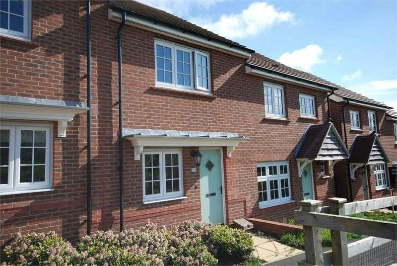 2 Bedrooms Terraced House for sale in Willburton Mews, Cawston, RUGBY, Warwickshire