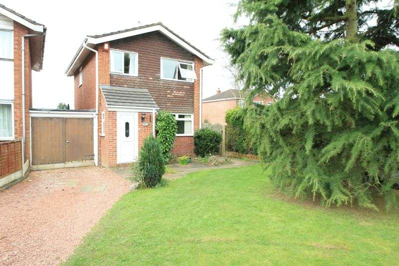 3 Bedrooms Detached House for sale in Hollies Brook Close, Gnosall, Stafford, ST20