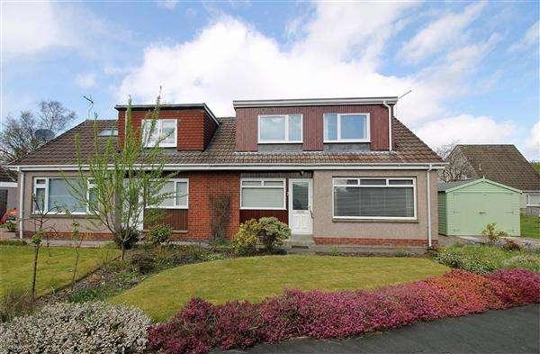 4 Bedrooms Semi-detached Villa House for sale in Westerlea Drive, Bridge of Allan