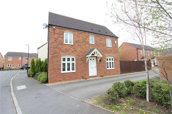 3 Bedrooms Semi Detached House for sale in Endicott Bend, Banner Brook Park, Coventry