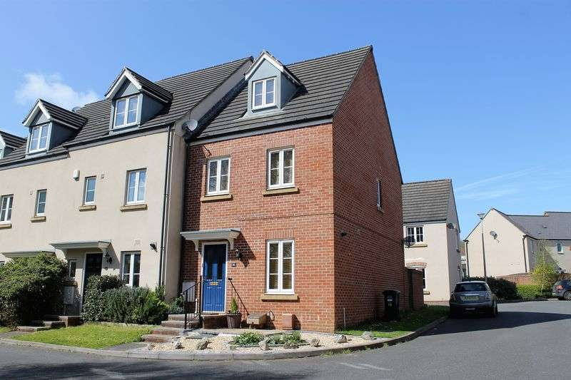 3 Bedrooms House for sale in Bramley Copse, Long Ashton