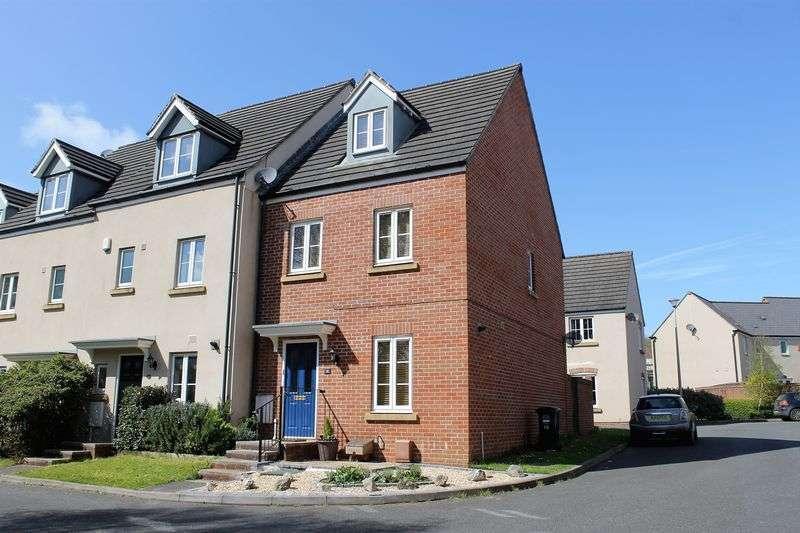 3 Bedrooms House for sale in Bramley Copse, Long Ashton