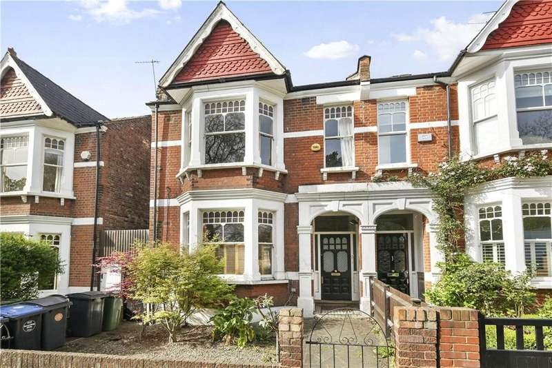 5 Bedrooms Semi Detached House for sale in Milman Road, Queen's Park, London, NW6