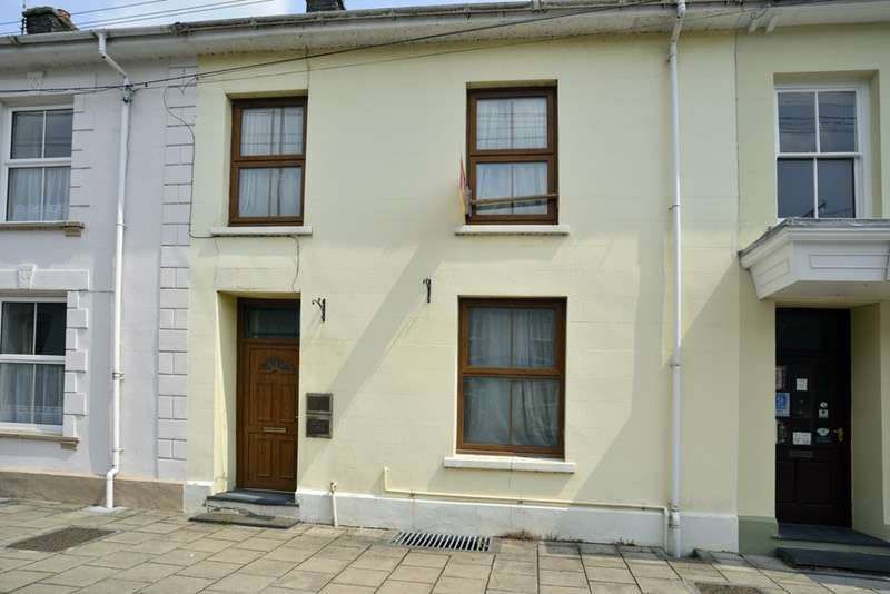 3 Bedrooms Terraced House for sale in Bridge Street, Lampeter, Ceredigion, SA48