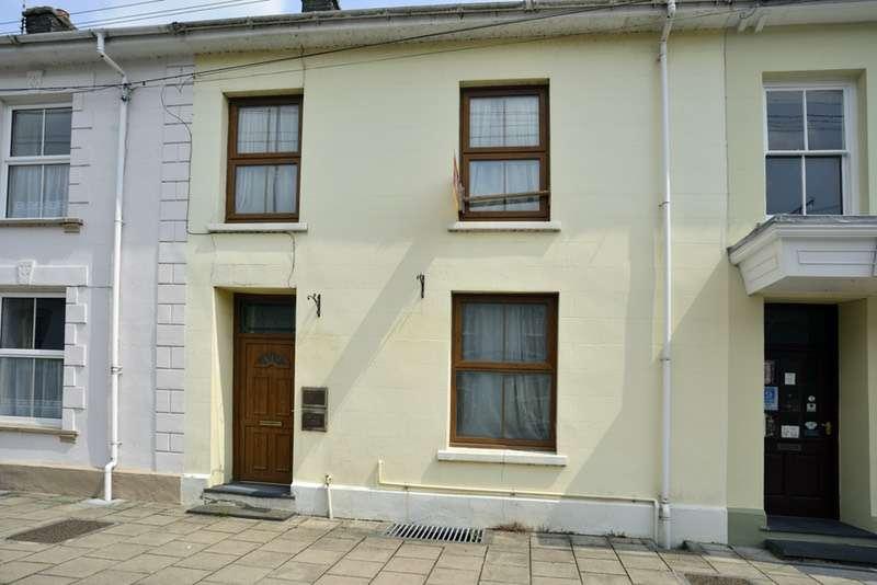 3 Bedrooms Terraced House for sale in Bridge Street, Lampeter, Ceredigion, SA48