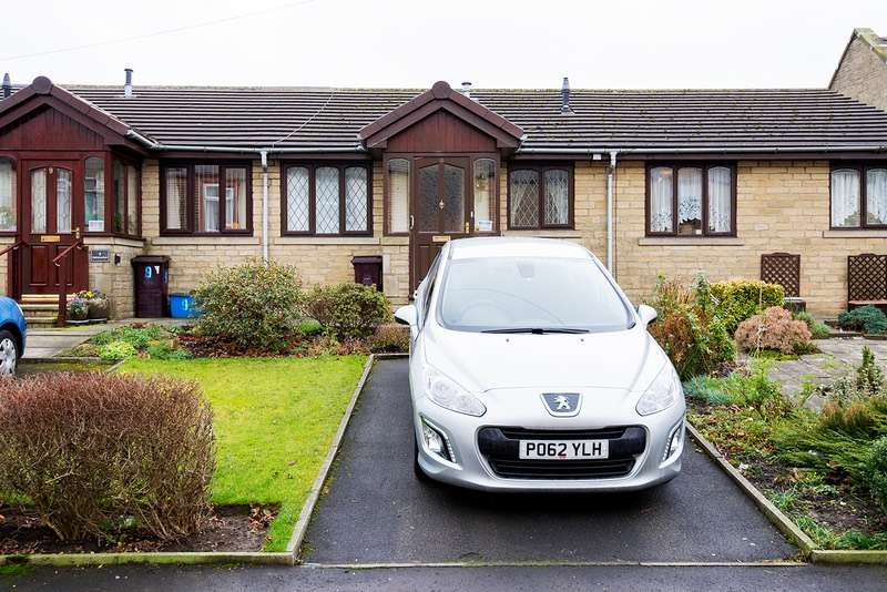 2 Bedrooms Bungalow for sale in Old School Row, Burnley, Lancashire, BB12