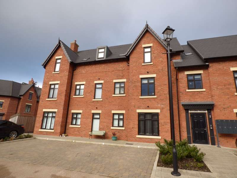 2 Bedrooms Penthouse Flat for sale in 1, Waters Way, Worsley, Greater Manchester, M28