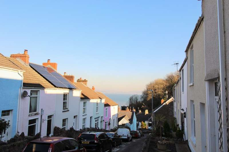 2 Bedrooms Cottage House for sale in Tichbourne Street, Swansea, Swansea, SA3