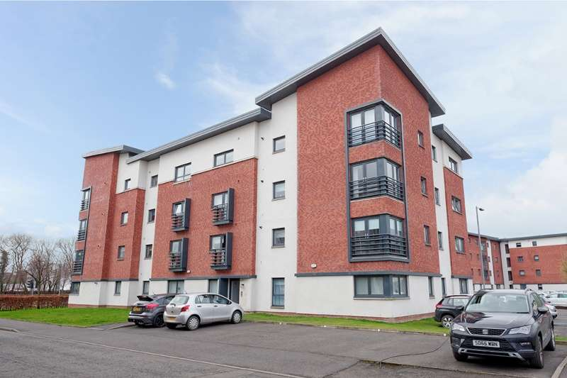 2 Bedrooms Apartment Flat for sale in Mulberry Square, Renfrew, Renfrewshire, PA4 8AR