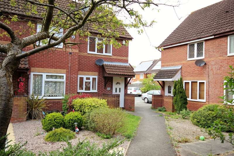 1 Bedroom End Of Terrace House for sale in Saltwood Avenue, Berkeley Alford, Worcester