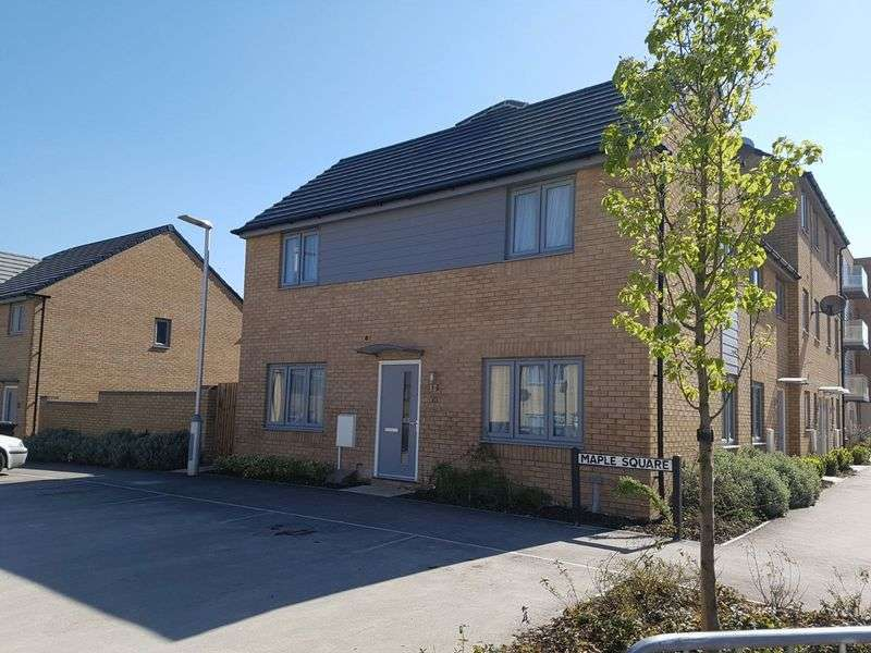 3 Bedrooms Semi Detached House for sale in Dunstable Town Centre