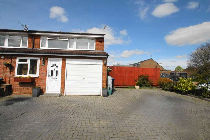 3 Bedrooms End Of Terrace House for sale in Woodhall Farm, Hemel Hempstead