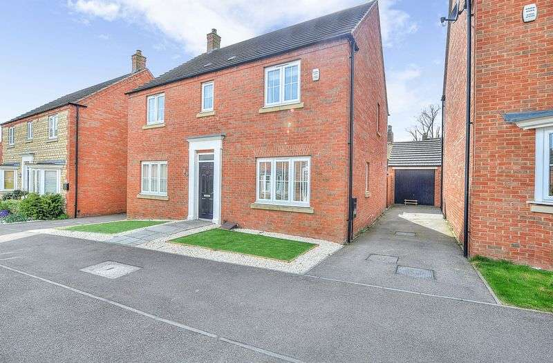 4 Bedrooms Detached House for sale in Canal Lane, Deanshanger
