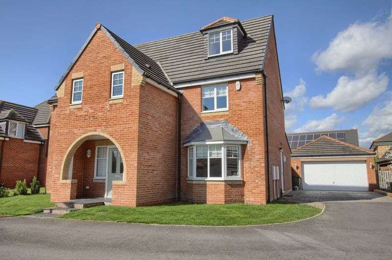6 Bedrooms Detached House for sale in Brougham Close, Ingleby Barwick