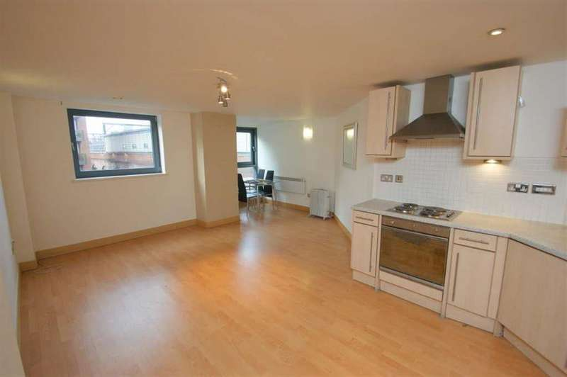 1 Bedroom Flat for rent in Blue, Little Neville Street, LS1