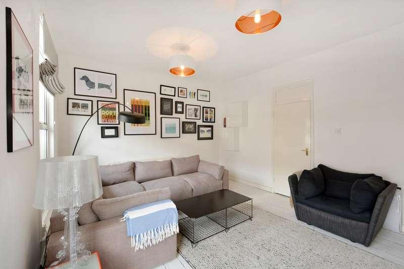 2 Bedrooms Flat for rent in Arthur Road, Islington