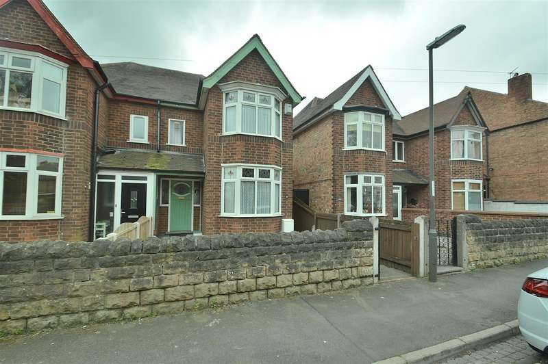 3 Bedrooms House for sale in Curzon Street, Long Eaton