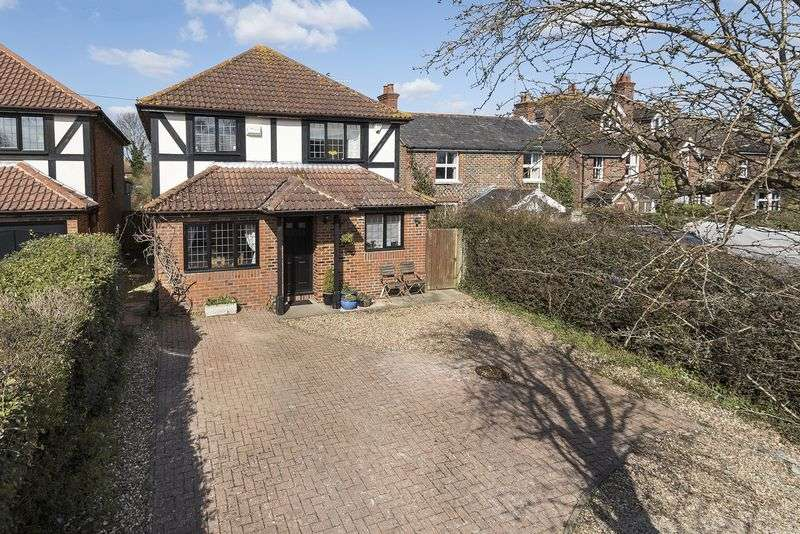 4 Bedrooms Detached House for sale in Lingfield Road, Edenbridge
