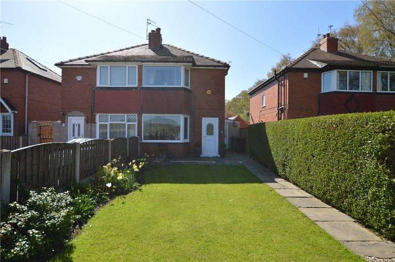2 Bedrooms Semi Detached House for sale in Park Lane, Allerton Bywater, Castleford, West Yorkshire