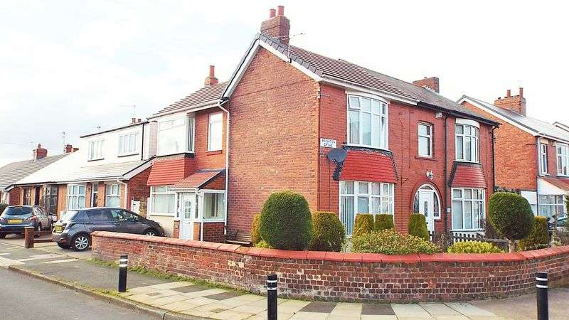 2 Bedrooms House for sale in Highbury Place, North Shields
