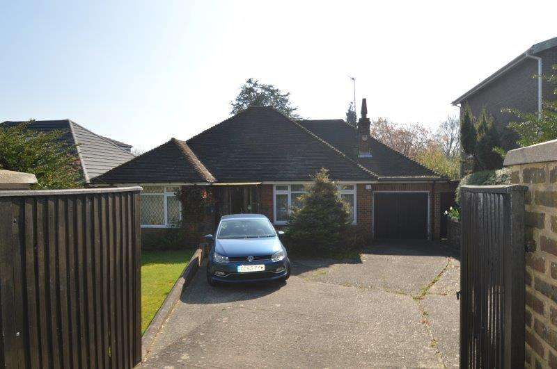 3 Bedrooms Detached Bungalow for sale in Willington Street, Maidstone