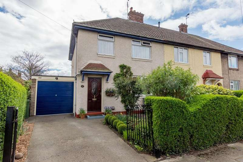 3 Bedrooms Semi Detached House for sale in Third Avenue, Heworth, YORK