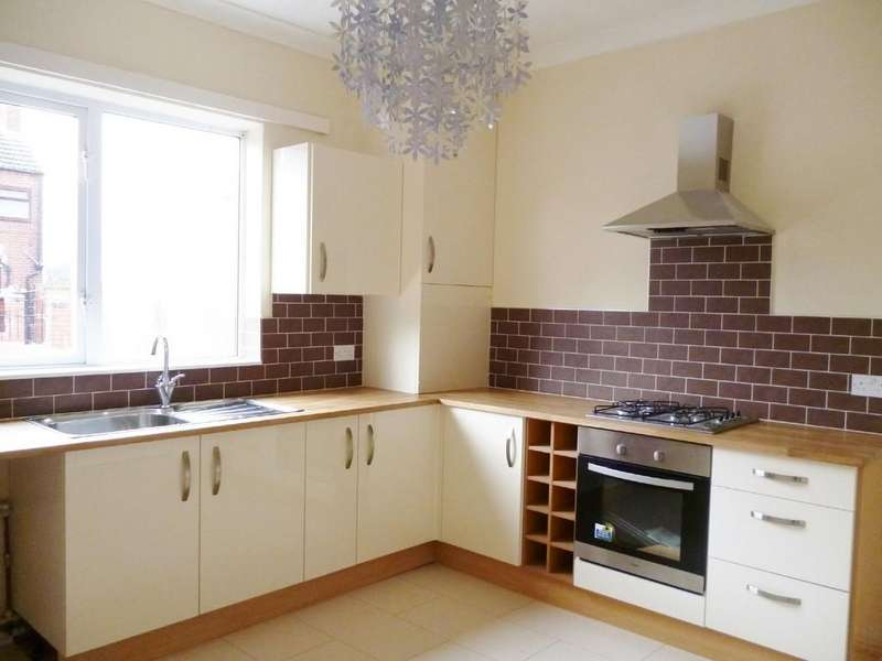 3 Bedrooms Terraced House for sale in West Street, Hemsworth