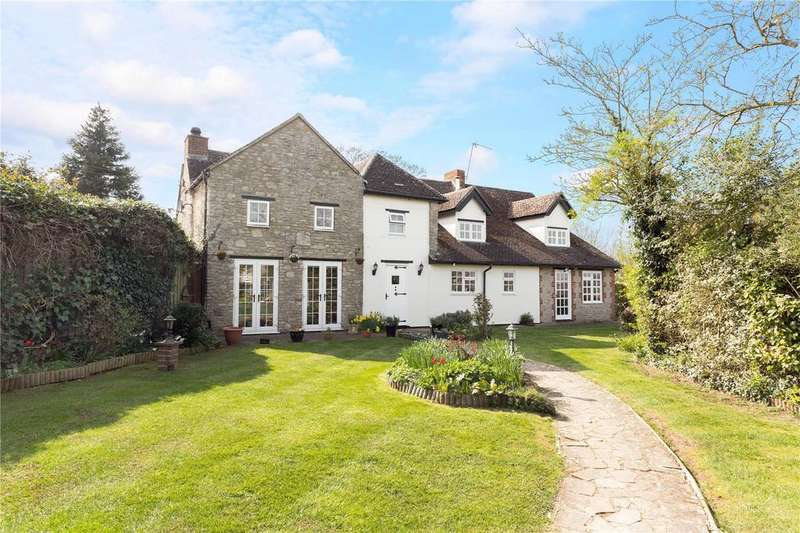 5 Bedrooms Detached House for sale in Middle Road, Stanton St. John, Oxford, OX33