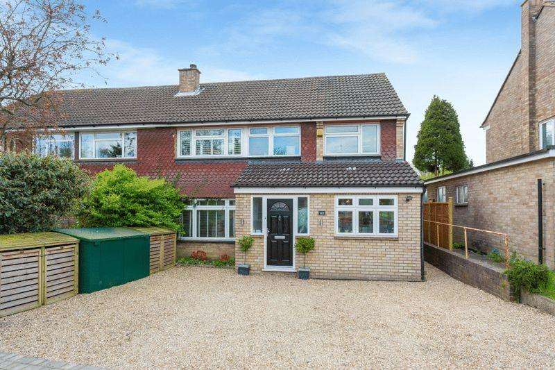 4 Bedrooms Semi Detached House for sale in Ashley Drive, High Wycombe