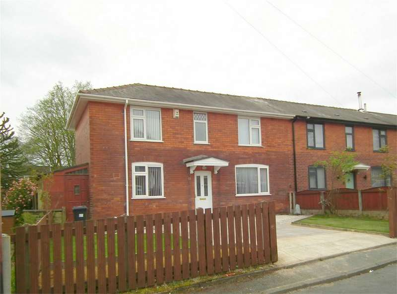 3 Bedrooms Semi Detached House for sale in Minster Road, Tonge Moor, Bolton, Lancashire