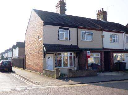 2 Bedrooms End Of Terrace House for sale in St. Pauls Road, Peterborough, Cambridgeshire, United Kingdom