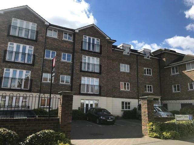 2 Bedrooms Apartment Flat for sale in Trinity Court, Baker Crescent, Dartford DA1