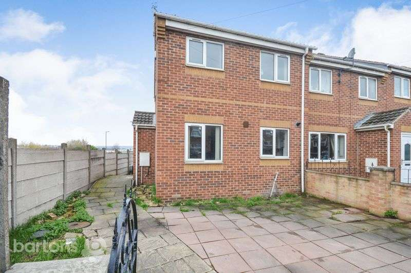 3 Bedrooms Terraced House for sale in Psalters Lane, Rotherham, South Yorkshire