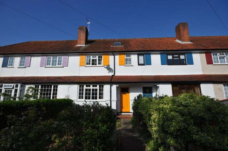 4 Bedrooms Terraced House for sale in St Marys Avenue, Teddington