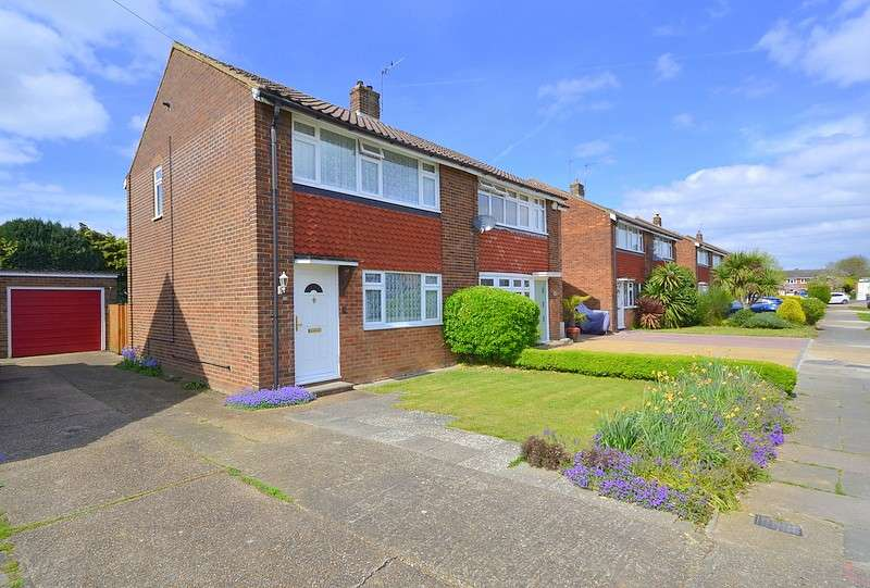 2 Bedrooms Semi Detached House for sale in Shepperton