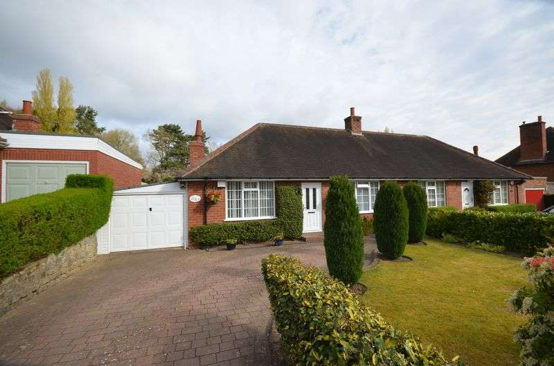 3 Bedrooms Semi Detached Bungalow for sale in Green Meadow Road, Bournville Village Trust, Selly Oak