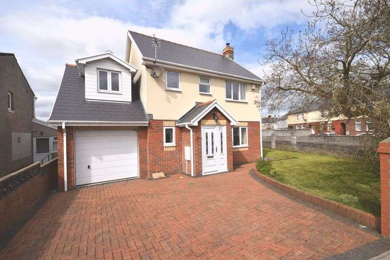 4 Bedrooms Property for sale in Vale View, Bridgend
