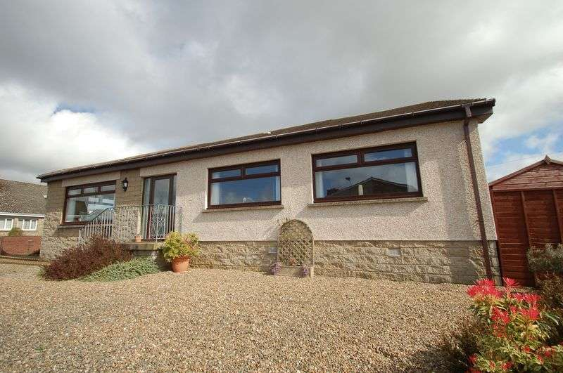 3 Bedrooms Detached Bungalow for sale in Belstane Park, Carluke