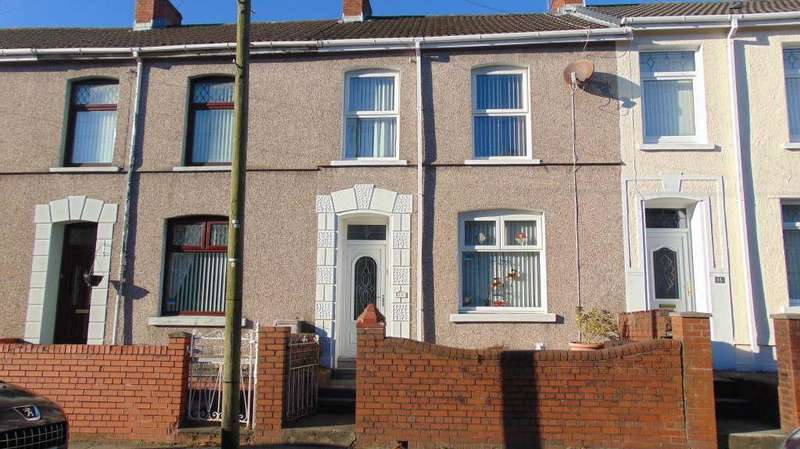3 Bedrooms Terraced House for sale in Brynallt Terrace, Llanelli, Llanelli