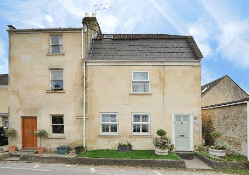 2 Bedrooms Semi Detached House for sale in Northend, Bath