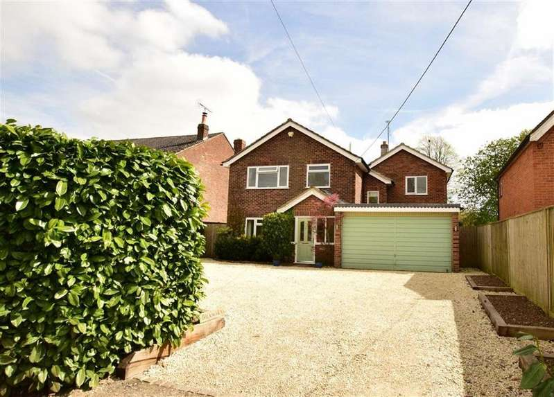 4 Bedrooms Detached House for sale in Kidmore End, Reading