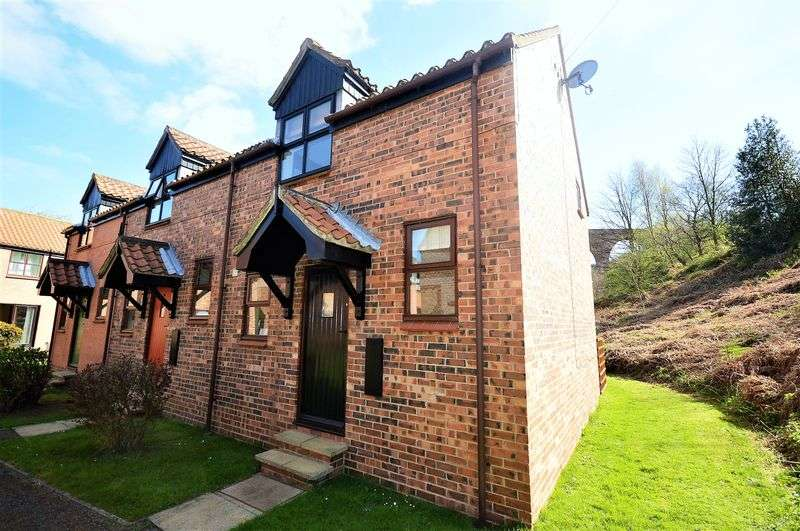2 Bedrooms Cottage House for sale in Endeavour Court, Whitby