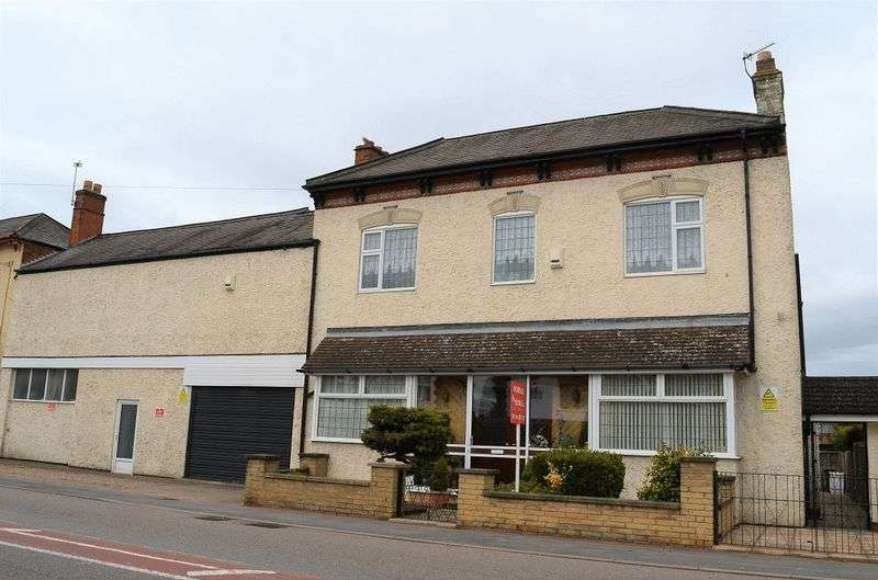 5 Bedrooms Semi Detached House for sale in Fosse Way Syston