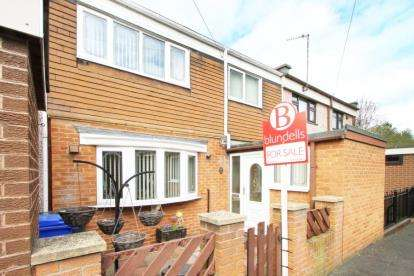 3 Bedrooms Town House for sale in Goathland Drive, Sheffield, South Yorkshire