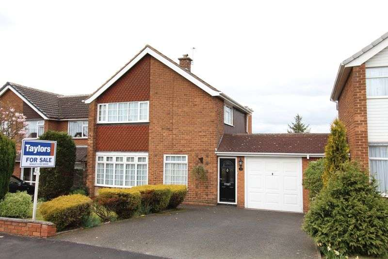 3 Bedrooms Detached House for sale in Sandyfields Road, Sedgley