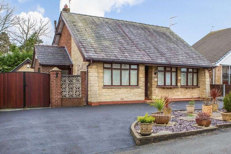 4 Bedrooms Detached Bungalow for sale in Queensway, Shevington