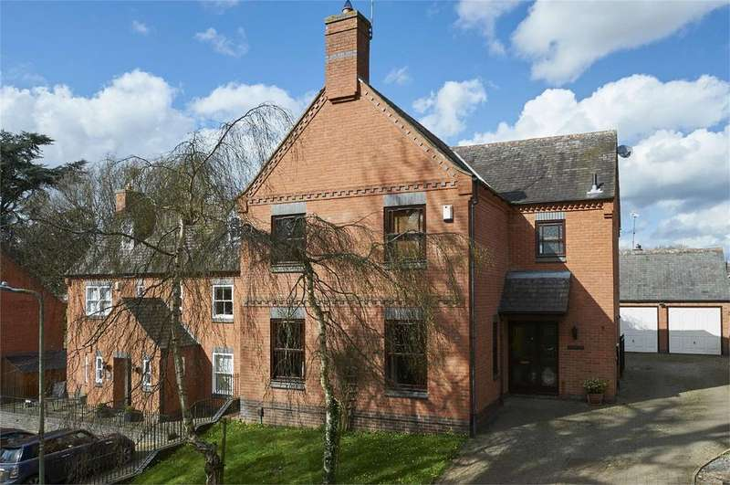 4 Bedrooms Detached House for sale in Birtley Coppice, Market Harborough, Leicestershire