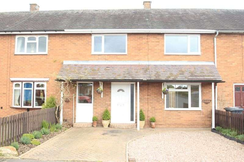 3 Bedrooms Semi Detached House for sale in Oak Road, Brewood, Stafford